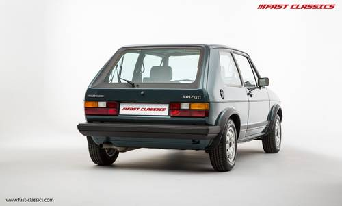 1983 Volkswagen Golf GTi Mk1 // SOLD SIMILAR REQUIRED SOLD (picture 3 of 6)