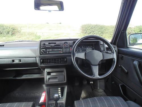 1988 Volkswagen Golf GTI RE 1900 GTI Engineering SOLD (picture 4 of 6)