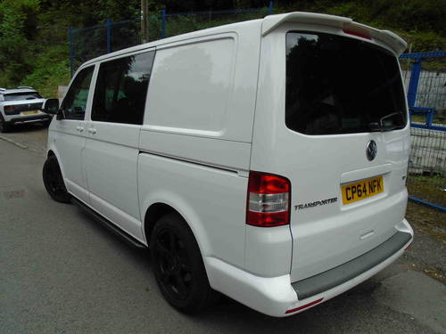 2015 Volkswagen Transporter 2.0BiTDI ( 180PS ) SWB DSG T30 Highli SOLD (picture 6 of 6)