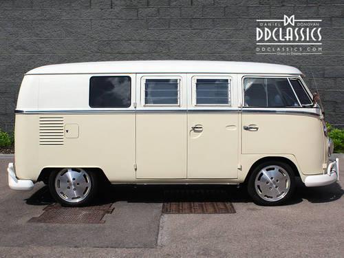 1965 Volkswagen Type 2 Kombi Camper (LHD) SOLD (picture 2 of 6)