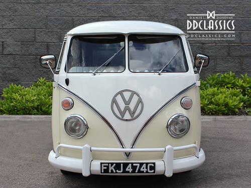 1965 Volkswagen Type 2 Kombi Camper (LHD) SOLD (picture 3 of 6)