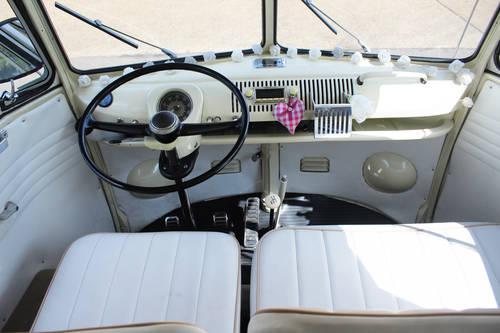 1965 Volkswagen Type 2 Kombi Camper (LHD) SOLD (picture 6 of 6)