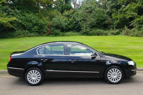 2010 VOLKSWAGEN PASSAT HIGHLINE TDi 170.. TOP SPEC.. FSH.. SOLD (picture 5 of 6)