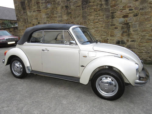 1974 VW Beetle Karmann Cabriolet - Stunning Car -One of The Best  SOLD (picture 1 of 6)