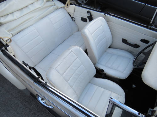 1974 VW Beetle Karmann Cabriolet - Stunning Car -One of The Best  SOLD (picture 5 of 6)