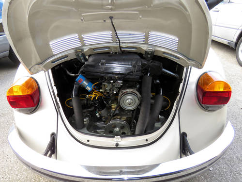 1974 VW Beetle Karmann Cabriolet - Stunning Car -One of The Best  SOLD (picture 6 of 6)