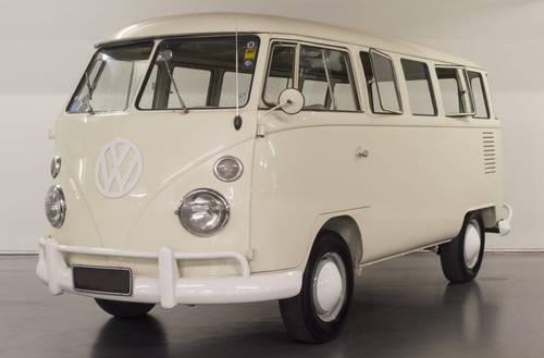 1968 VW T1 Split Window Brazilian Bus. NEVER RESTORED. SOLD (picture 1 of 6)