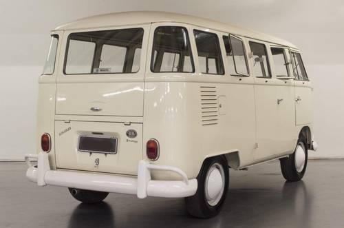 1968 VW T1 Split Window Brazilian Bus. NEVER RESTORED. SOLD (picture 2 of 6)