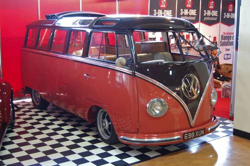 1956 VW Right Hand Drive 23 window Samba split For Sale (picture 1 of 6)