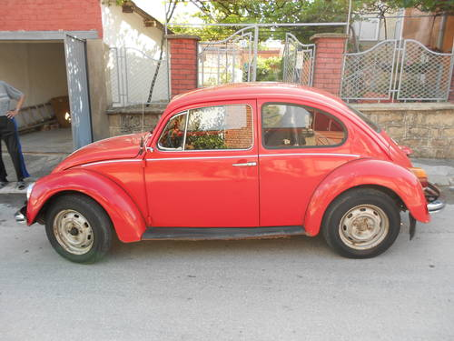 1975 Volkswagen Beetle For Sale (picture 1 of 6)