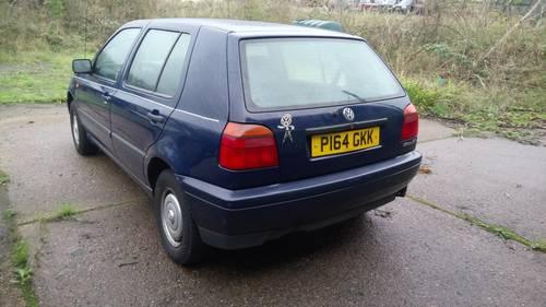 1996 Volkswagen Golf Diesel SOLD (picture 3 of 6)