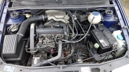 1996 Volkswagen Golf Diesel SOLD (picture 6 of 6)
