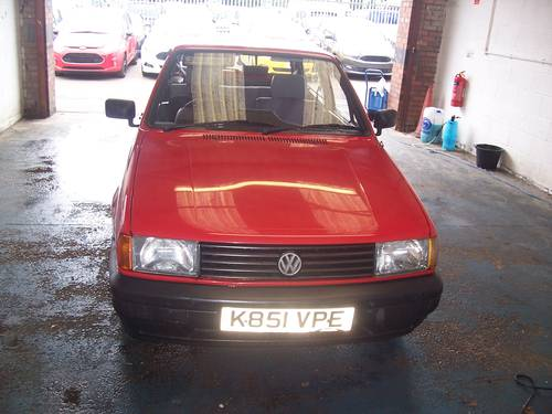 1992 vw polo fox / bread van SOLD   Car And Classic