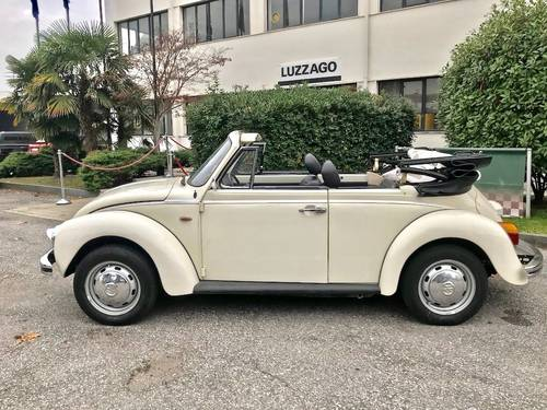 1974 Volkswagen - Beetle 1303 Cabriolet (AB 11) For Sale (picture 2 of 6)