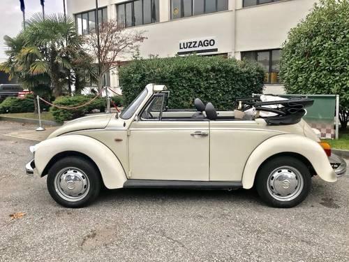 1974 Volkswagen - Beetle 1303 Cabriolet (AB 11) VOLKSWAGEN CERT. For Sale (picture 2 of 6)