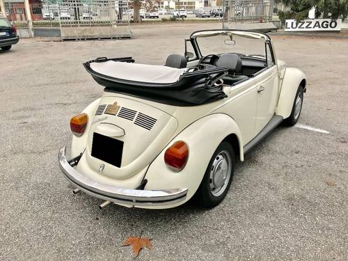 1974 Volkswagen - Beetle 1303 Cabriolet (AB 11) For Sale (picture 3 of 6)