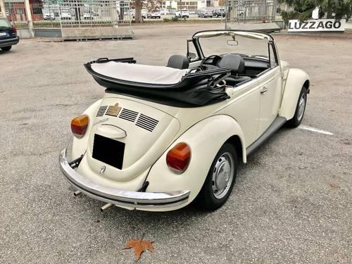 1974 Volkswagen - Beetle 1303 Cabriolet (AB 11) VOLKSWAGEN CERT. For Sale (picture 3 of 6)