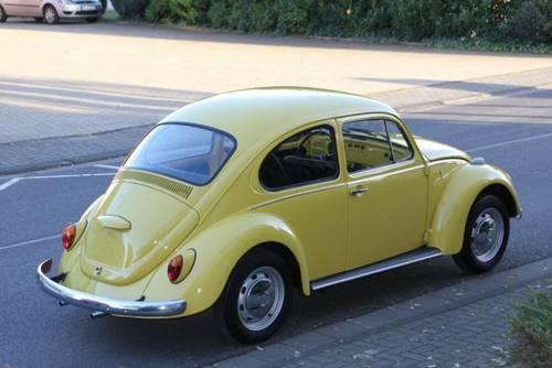 km3 VW 1200 brezelkäfer gris Wiking 1:87 h0 sin OVP