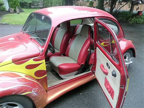 1970 VW Beetle Suicide Door Coupe - Custom Bug For Sale (picture 1 of 6)