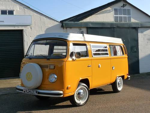 1977 Volkswagen Type 2 Camper Westfalia Berlin SOLD (picture 1 of 6)