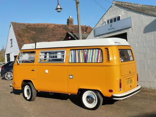 1977 Volkswagen Type 2 Camper Westfalia Berlin SOLD (picture 2 of 6)