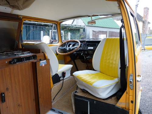 1977 Volkswagen Type 2 Camper Westfalia Berlin SOLD (picture 4 of 6)