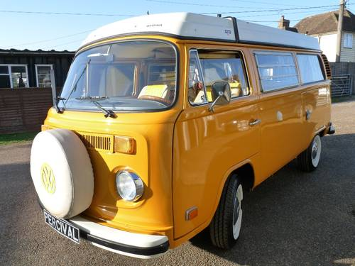 1977 Volkswagen Type 2 Camper Westfalia Berlin SOLD (picture 6 of 6)