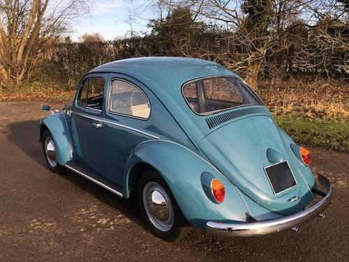 1964 Volkswagen Beetle - Show Quality Restoration. SOLD (picture 2 of 6)