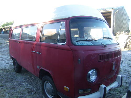 For sale 1972 VW Riviera campervan For Sale (picture 2 of 6)