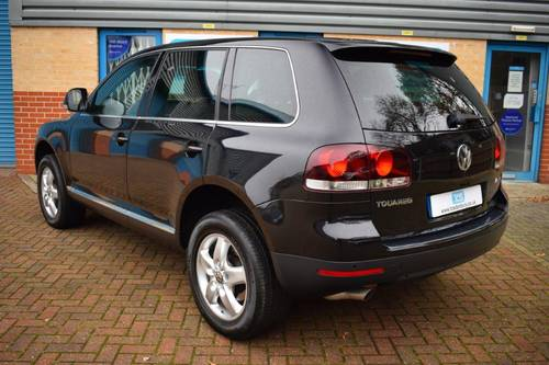2008 58-plate VW Touareg 3.0 V6 TDI Auto FVWSH SOLD (picture 2 of 6)