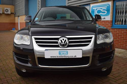2008 58-plate VW Touareg 3.0 V6 TDI Auto FVWSH SOLD (picture 4 of 6)