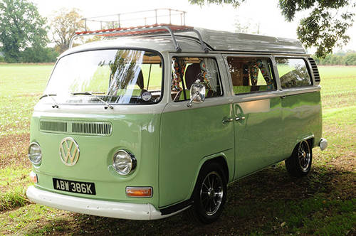 1972 RHD Australian import. 4 berth fully rebuilt camper 1800  For Sale (picture 1 of 6)