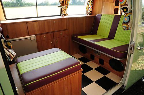 1972 RHD Australian import. 4 berth fully rebuilt camper 1800  For Sale (picture 4 of 6)