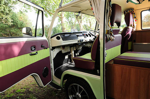1972 RHD Australian import. 4 berth fully rebuilt camper 1800  For Sale (picture 5 of 6)