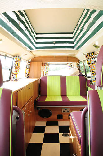 1972 RHD Australian import. 4 berth fully rebuilt camper 1800  For Sale (picture 6 of 6)