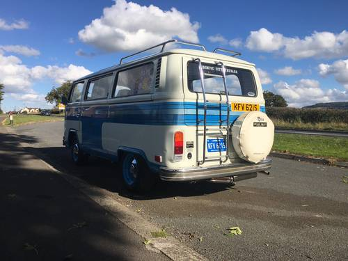 1978 VW Landmark, bay window, Bus, camper van, kombi For Sale (picture 2 of 6)
