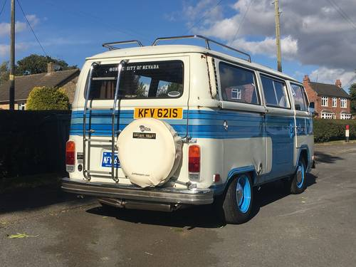 1978 VW Landmark, bay window, Bus, camper van, kombi For Sale (picture 3 of 6)