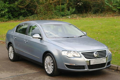 2009 VW Passat TDi Highline 140. Lovely Example & Well Maintained SOLD (picture 1 of 6)