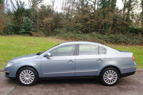 2009 VW Passat TDi Highline 140. Lovely Example & Well Maintained SOLD (picture 2 of 6)
