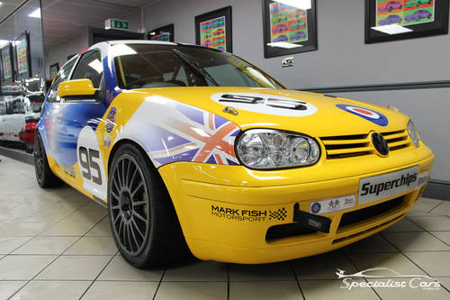 Volkswagen Golf Race Car For Sale (picture 1 of 6)