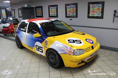 Volkswagen Golf Race Car For Sale (picture 2 of 6)