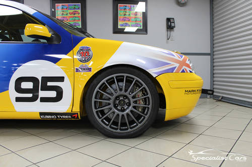 Volkswagen Golf Race Car For Sale (picture 3 of 6)