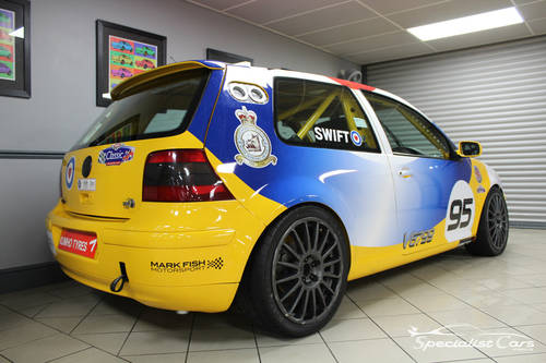 Volkswagen Golf Race Car For Sale (picture 5 of 6)