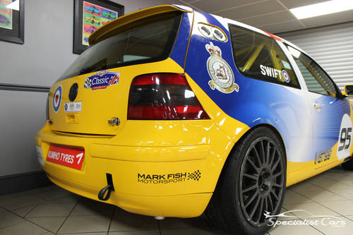 Volkswagen Golf Race Car For Sale (picture 6 of 6)
