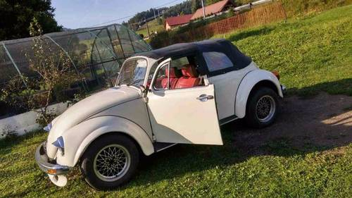 1965 Volkswagen Beetle Cabriolet Cabrio 1300cc H4 For Sale (picture 1 of 6)