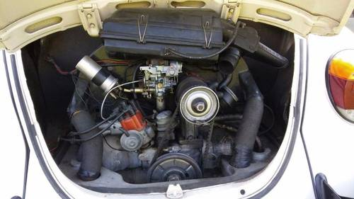 1965 Volkswagen Beetle Cabriolet Cabrio 1300cc H4 For Sale (picture 2 of 6)