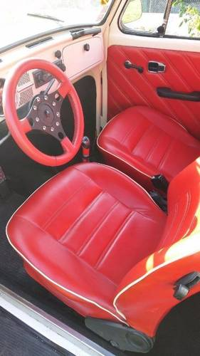 1965 Volkswagen Beetle Cabriolet Cabrio 1300cc H4 For Sale (picture 3 of 6)