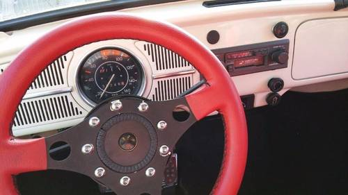 1965 Volkswagen Beetle Cabriolet Cabrio 1300cc H4 For Sale (picture 4 of 6)