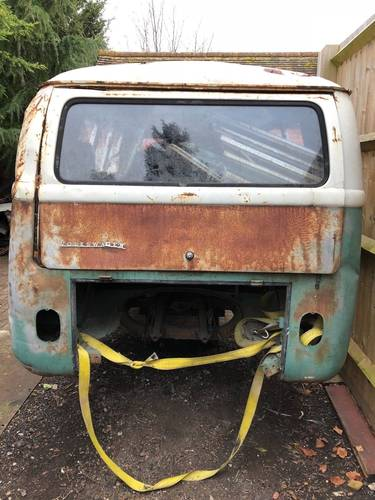 1965 VW Split screen Camper Bus Van Patina Project For Sale (picture 3 of 6)