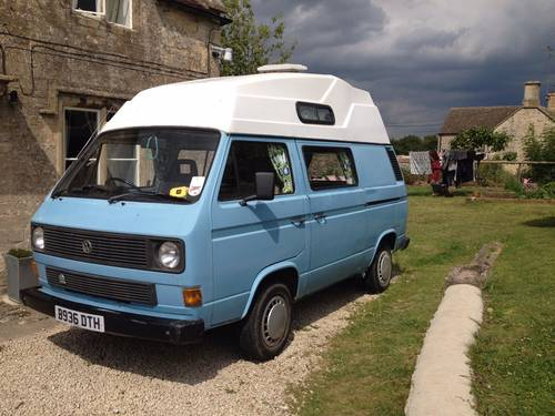 1985 Hi Top Camper For Sale (picture 1 of 6)